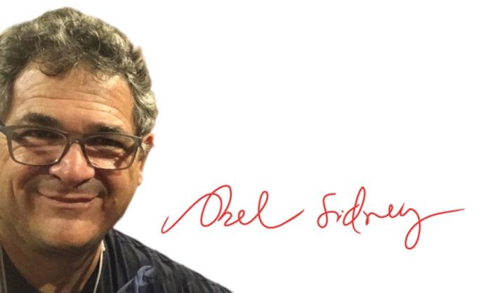 Abel Sidney - foto e assinatura